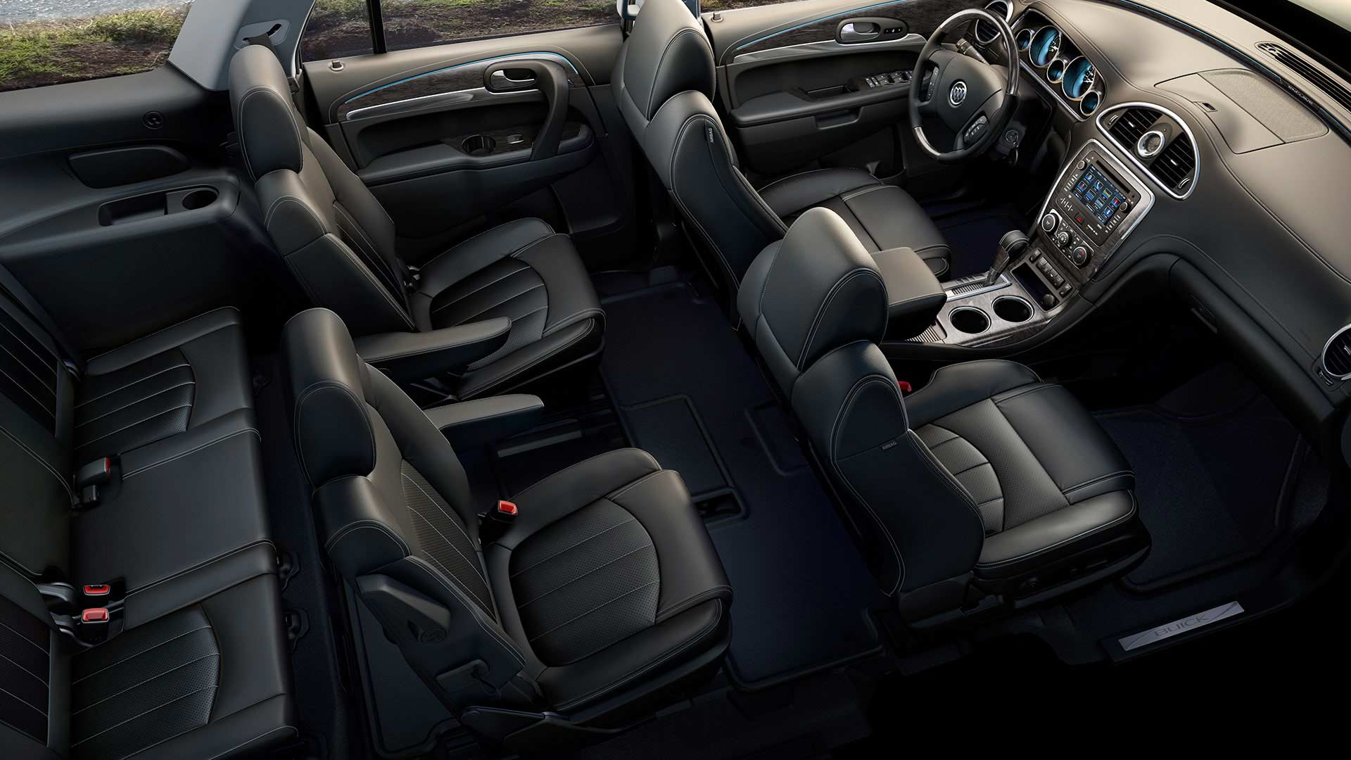 2013 Buick Enclave Awd Premium Bold And Beautiful The