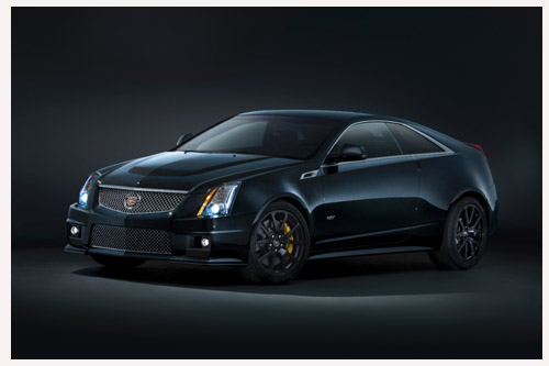 2013 Cadillac CTS-V…Greetings From My Rear View Mirror!