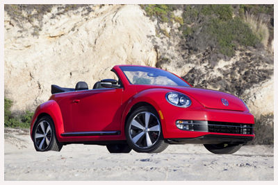 2013 Volkswagen Beetle Convertible Turbo…You Never Forget Your First Time