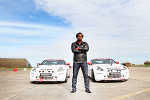 GT Academy Season 3 host Dhani Jones