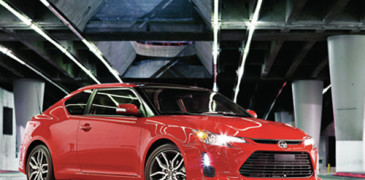 2014 Scion tC 3-Door Liftback…Taking Charge!