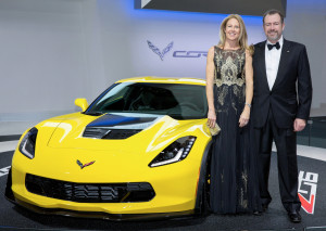 General Motors will auction the first retail production 2015 Z06