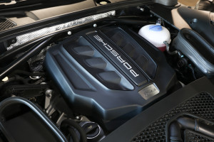 Macan S Engine