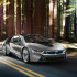 One-of-a-kind BMW i8 Auctioned at Concours d'Elegance