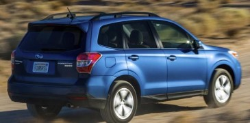 2015 Subaru Forester…Sporty and Cute to Boot!