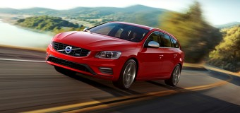 2015.5 Volvo V60 T6 R-Design…Ahead of The Game!
