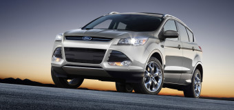 Ford Escape…Reppin' For The Little Guy