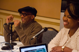 Chevrolet Media Brunch with Spike Lee