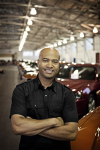 Ralph Gilles, President and CEO, Dodge Brand and Senior Vice Pre
