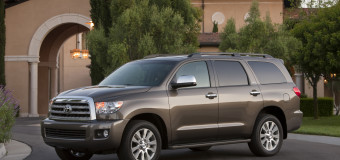 2015 Sequoia 4×4…Towering Above The Rest