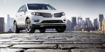 2015 Lincoln MKC…Cooler Than Cool!