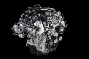 2015 Ford F-150 2.7L EcoBoost engine
