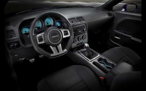 2016-Dodge-Challenger-interior