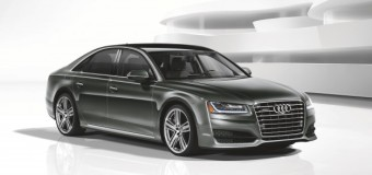 2016 Audi A8 L…Classy is as Classy Does!