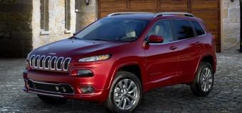 2016 Jeep Grand Cherokee Overland 4X4: The Urban Warrior