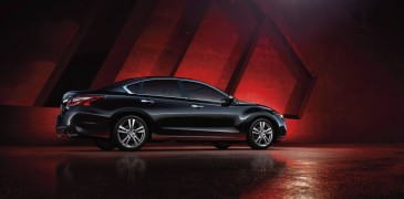 2016 Nissan Altima…The Perfect Blend!