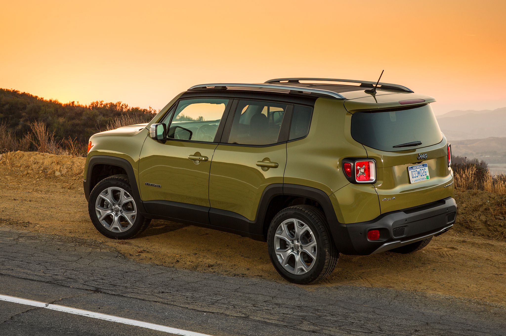 Jeep Renegade 4—4 Limited – The Car Diva
