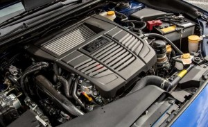 2016-Subaru-WRX-engine