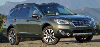 2016 Subaru Outback 2.5i Premium Leads The Pack