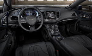 2016 Chrysler 200 Interior