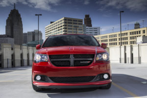 2016 Dodge Grand Caravan SXT Blacktop Package