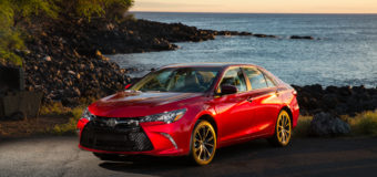 2017 Camry XSE…The Classic!