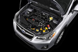 2.0-liter Subaru Boxer® 4-Cylinder