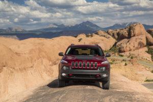 2016 Jeep® Cherokee Trailhawk