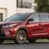 2017 Toyota Highlander Limited PLT V6 FWD